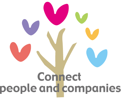 Connect people companies